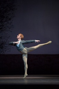Steven McRae as Lensky