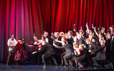2.La traviata, Corinne Winters, Ben Johnson 2 (c) Tristram Kenton