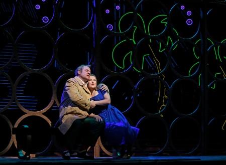 Rigoletto and Gilda, Act I