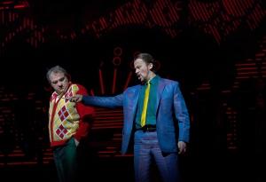 Rigoletto and Sparafucile